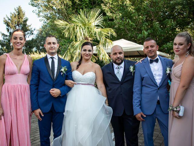 Il matrimonio di Mirko e Elisa a Arcore, Monza e Brianza 59