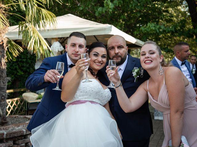 Il matrimonio di Mirko e Elisa a Arcore, Monza e Brianza 60