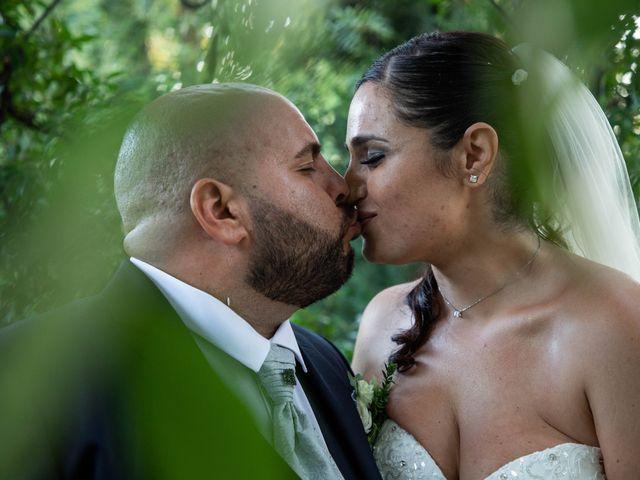 Il matrimonio di Mirko e Elisa a Arcore, Monza e Brianza 61