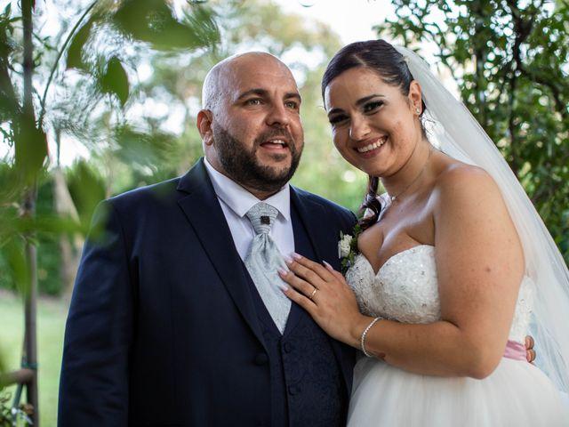 Il matrimonio di Mirko e Elisa a Arcore, Monza e Brianza 62