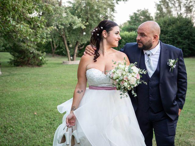 Il matrimonio di Mirko e Elisa a Arcore, Monza e Brianza 65
