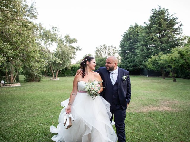 Il matrimonio di Mirko e Elisa a Arcore, Monza e Brianza 66