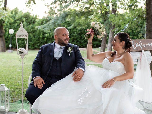 Il matrimonio di Mirko e Elisa a Arcore, Monza e Brianza 67
