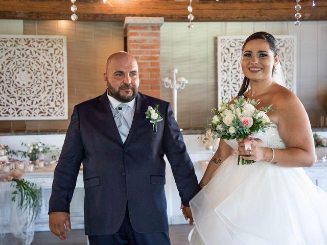 Il matrimonio di Mirko e Elisa a Arcore, Monza e Brianza 72