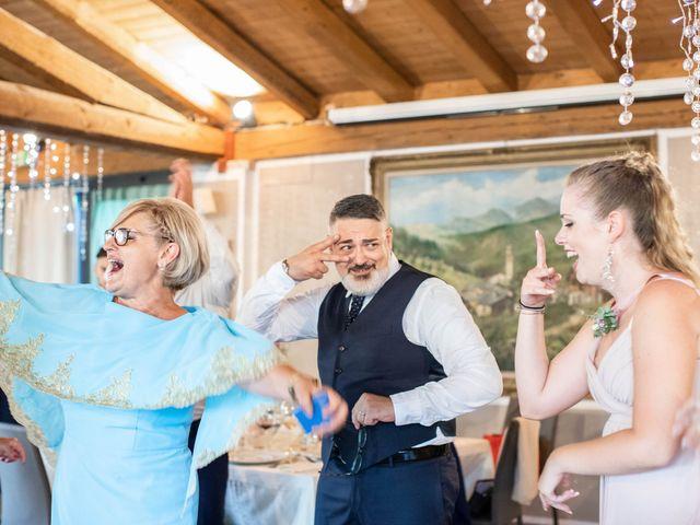 Il matrimonio di Mirko e Elisa a Arcore, Monza e Brianza 75
