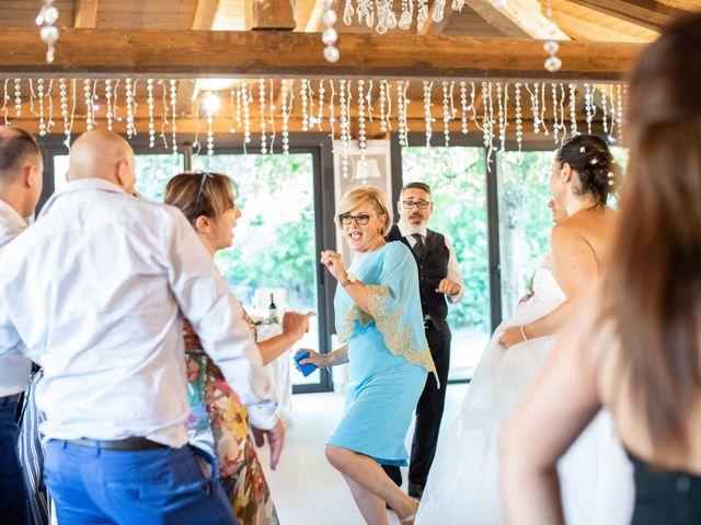 Il matrimonio di Mirko e Elisa a Arcore, Monza e Brianza 76