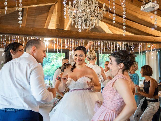 Il matrimonio di Mirko e Elisa a Arcore, Monza e Brianza 77