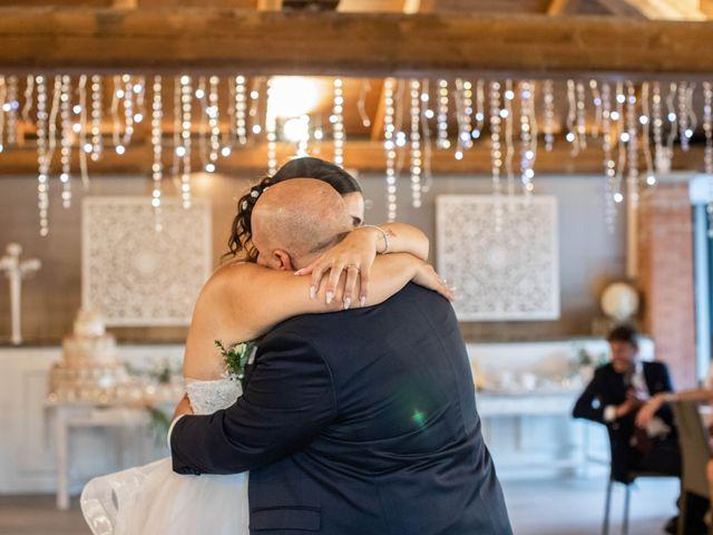 Il matrimonio di Mirko e Elisa a Arcore, Monza e Brianza 78