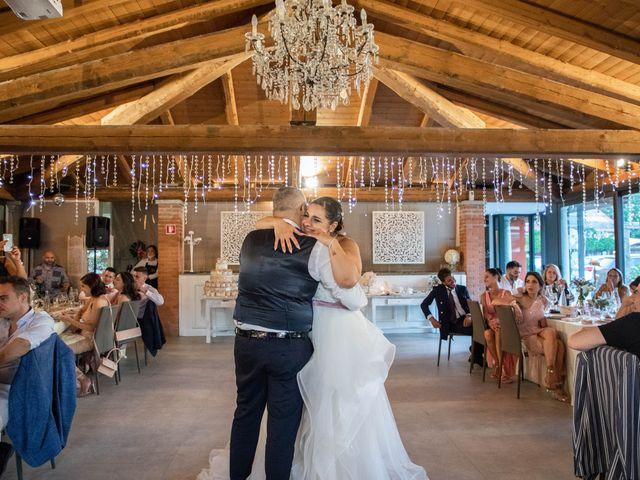 Il matrimonio di Mirko e Elisa a Arcore, Monza e Brianza 81
