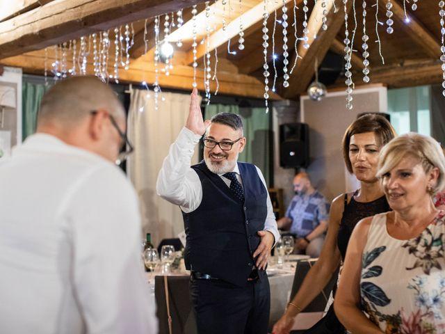 Il matrimonio di Mirko e Elisa a Arcore, Monza e Brianza 83