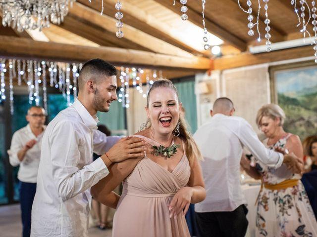 Il matrimonio di Mirko e Elisa a Arcore, Monza e Brianza 85