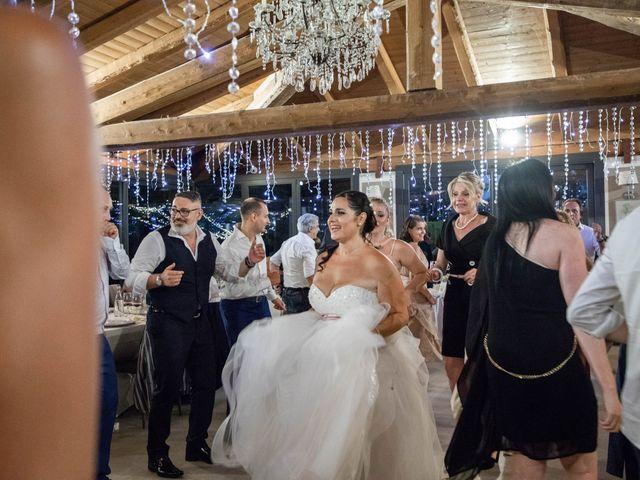 Il matrimonio di Mirko e Elisa a Arcore, Monza e Brianza 86