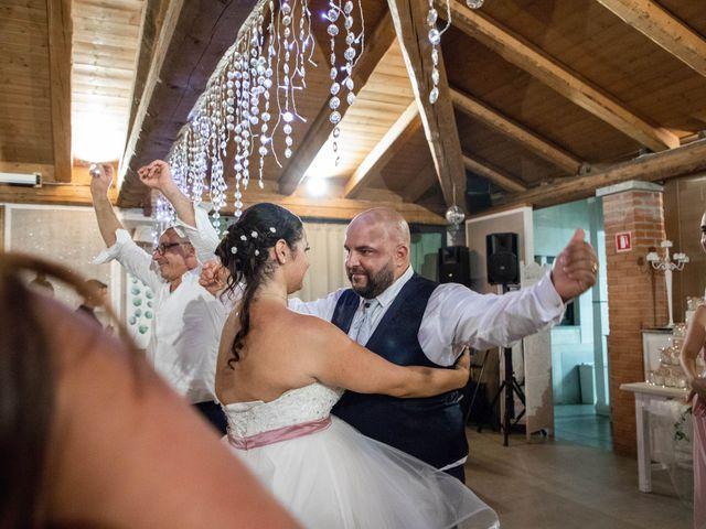 Il matrimonio di Mirko e Elisa a Arcore, Monza e Brianza 87