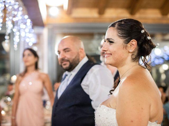 Il matrimonio di Mirko e Elisa a Arcore, Monza e Brianza 89