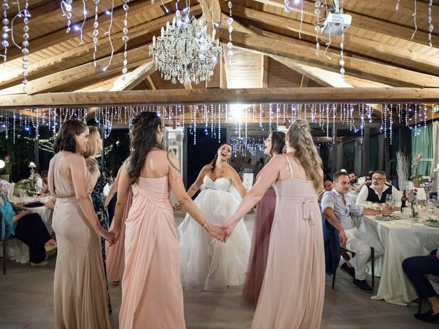 Il matrimonio di Mirko e Elisa a Arcore, Monza e Brianza 93