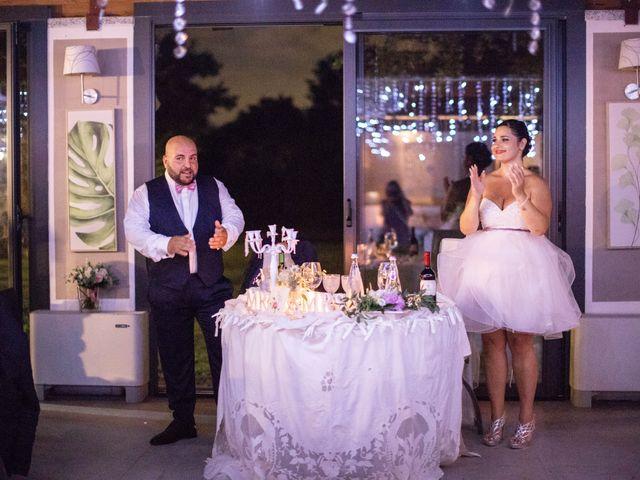 Il matrimonio di Mirko e Elisa a Arcore, Monza e Brianza 94