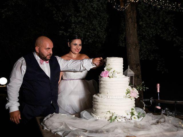 Il matrimonio di Mirko e Elisa a Arcore, Monza e Brianza 98