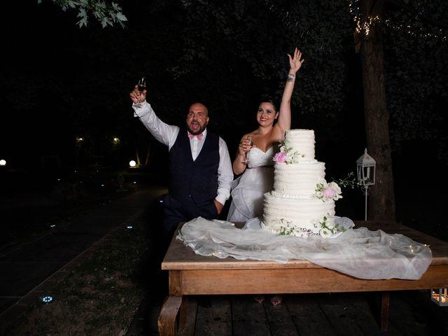 Il matrimonio di Mirko e Elisa a Arcore, Monza e Brianza 100