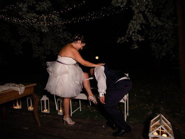 Il matrimonio di Mirko e Elisa a Arcore, Monza e Brianza 103