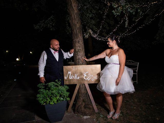Il matrimonio di Mirko e Elisa a Arcore, Monza e Brianza 108