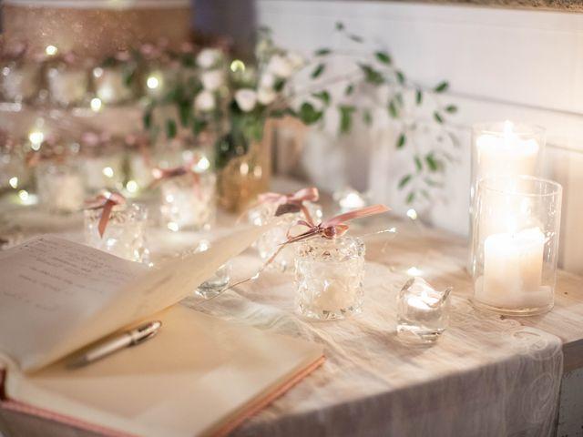 Il matrimonio di Mirko e Elisa a Arcore, Monza e Brianza 110