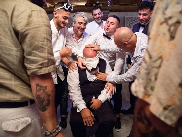 Il matrimonio di Mirko e Elisa a Arcore, Monza e Brianza 115