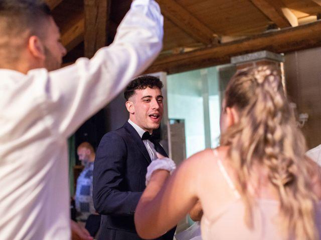 Il matrimonio di Mirko e Elisa a Arcore, Monza e Brianza 116