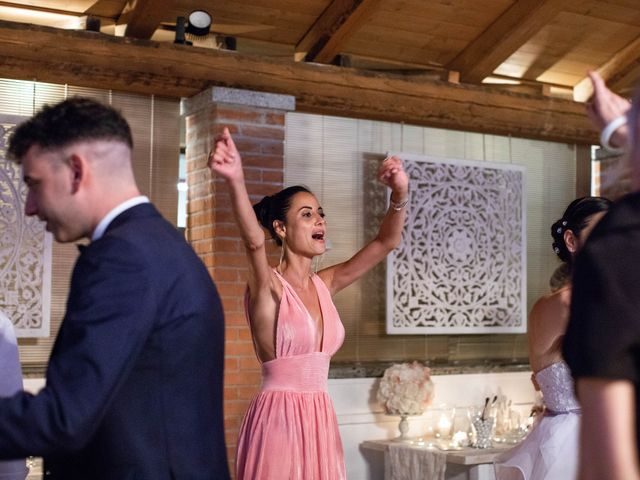 Il matrimonio di Mirko e Elisa a Arcore, Monza e Brianza 117