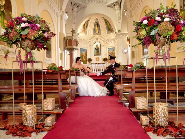 Il matrimonio di Imma e Mario a Avellino, Avellino 16