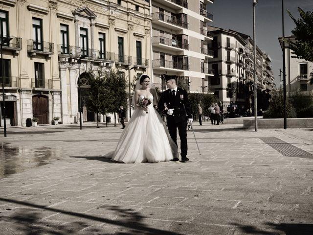 Il matrimonio di Imma e Mario a Avellino, Avellino 19