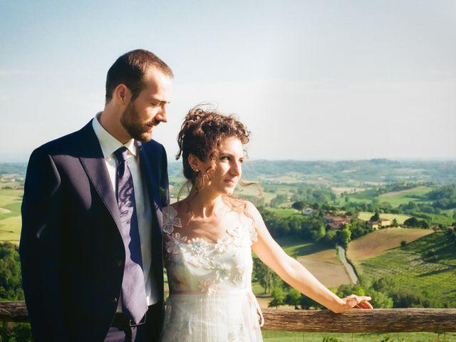 Le nozze di Cecilia e Ergen