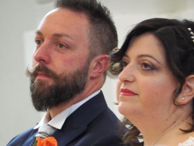 Il matrimonio di Matteo e Francesca a Istrana, Treviso 5