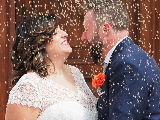 Il matrimonio di Matteo e Francesca a Istrana, Treviso 1