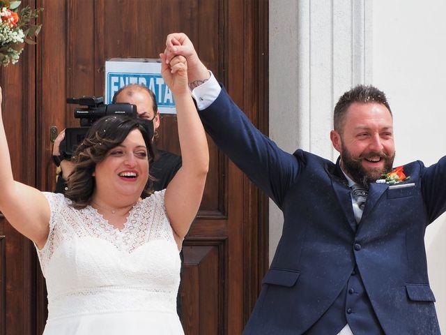 Il matrimonio di Matteo e Francesca a Istrana, Treviso 6