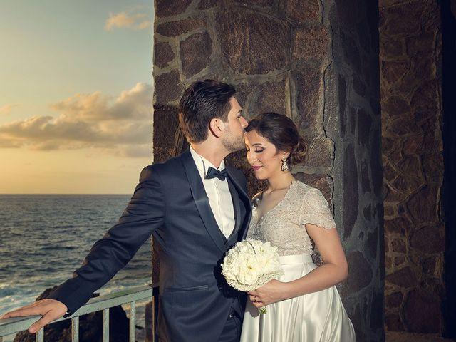 Le nozze di Maria Rosa e Francesco
