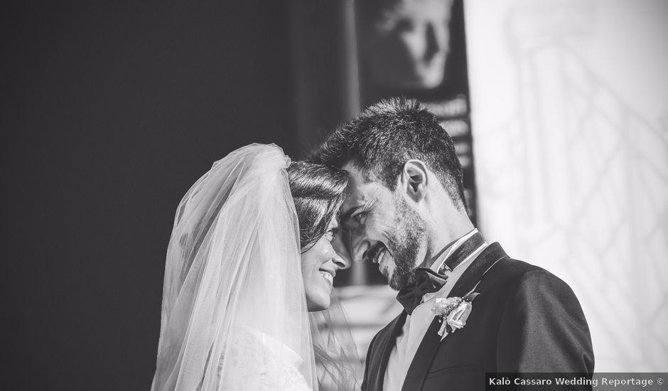 Il matrimonio di Salvatore e Chiara a Agrigento, Agrigento