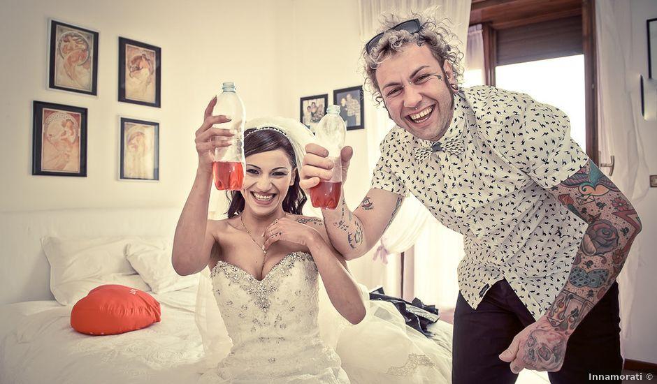 Il matrimonio di Diego e Cristina a Coccaglio, Brescia