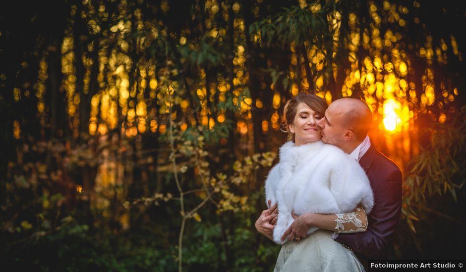 Il matrimonio di Yuri e Chiara a Gorgo al Monticano, Treviso