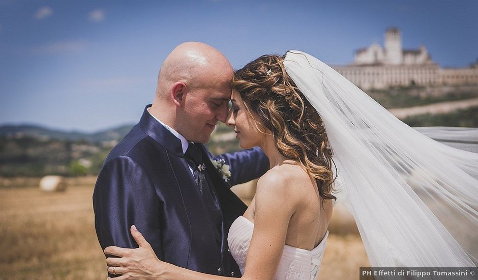 Il matrimonio di Ivan e Sara a Torgiano, Perugia