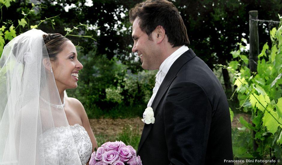 Il matrimonio di Massimo e Simona a San Casciano in Val di Pesa, Firenze