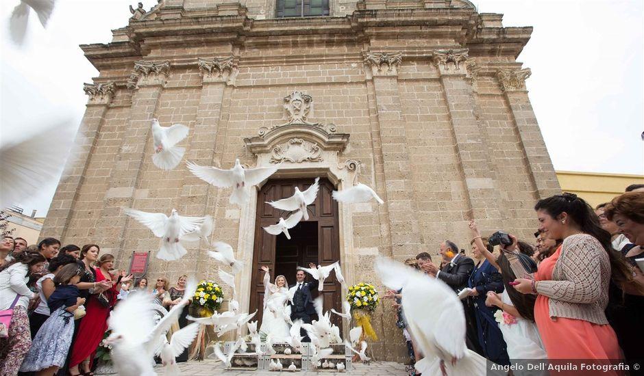 Il matrimonio di Elisabetta e Federico a Oria, Brindisi