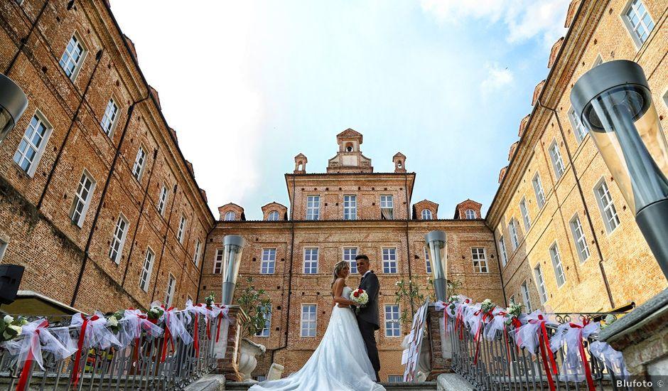 Il matrimonio di Rocco e Sara a Montaldo Torinese, Torino
