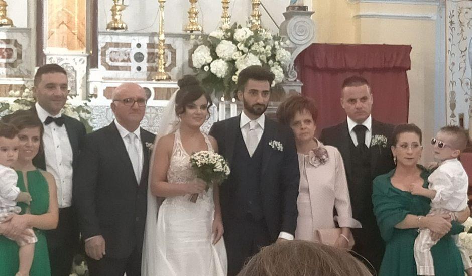 Il matrimonio di Mauro e Vitalba a Montescaglioso, Matera