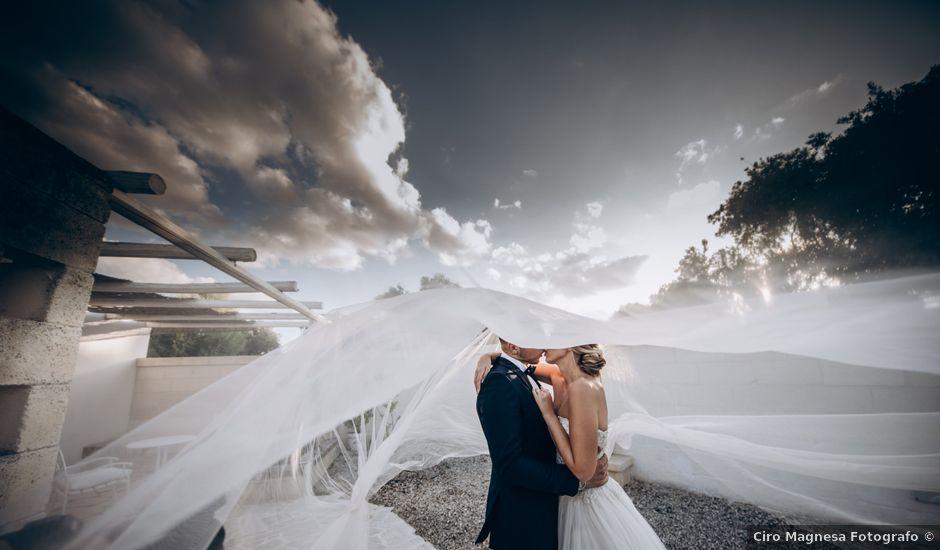 Il matrimonio di Andrea e Marianna a Taranto, Taranto