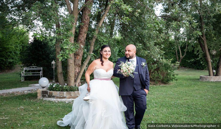 Il matrimonio di Mirko e Elisa a Arcore, Monza e Brianza