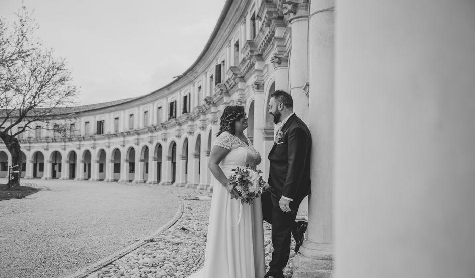 Il matrimonio di Matteo e Francesca a Istrana, Treviso