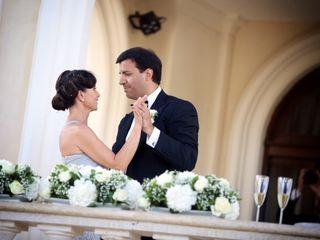 Le nozze di Ivana e Andrea