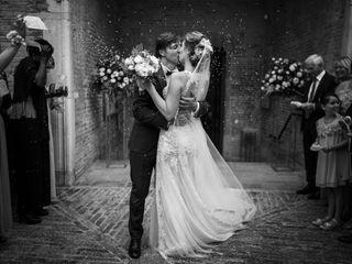 Le nozze di Giorgia e Tommaso