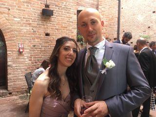Le nozze di Mariateresa e Cristian