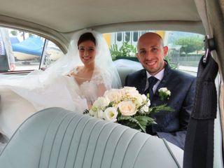 Le nozze di Jessica  e Riccardo